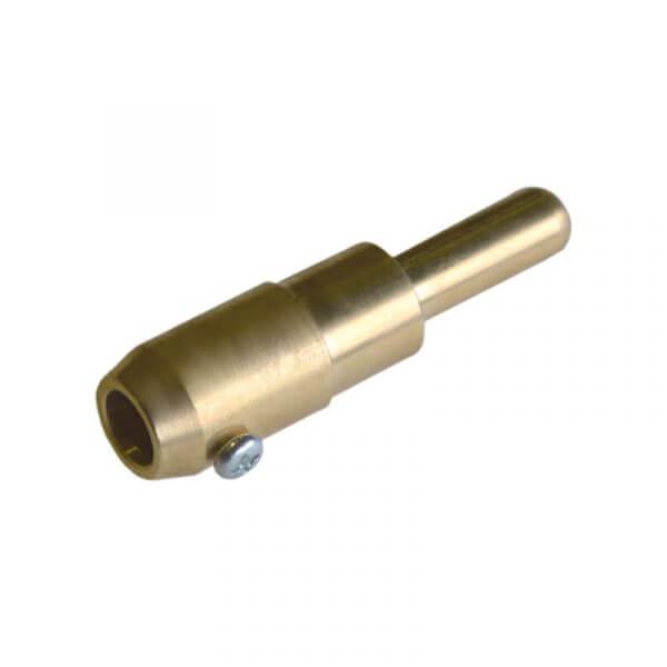 Адаптер-держатель угольного стержня F009