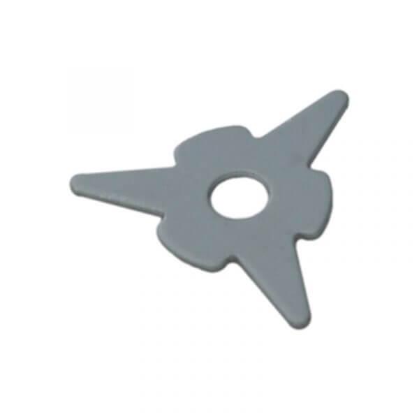 Треугольные приварочные шайбы F015