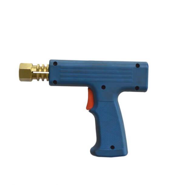 Сварочный пистолет с курком