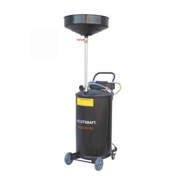 Установка для слива отработанного масла WDK-89180