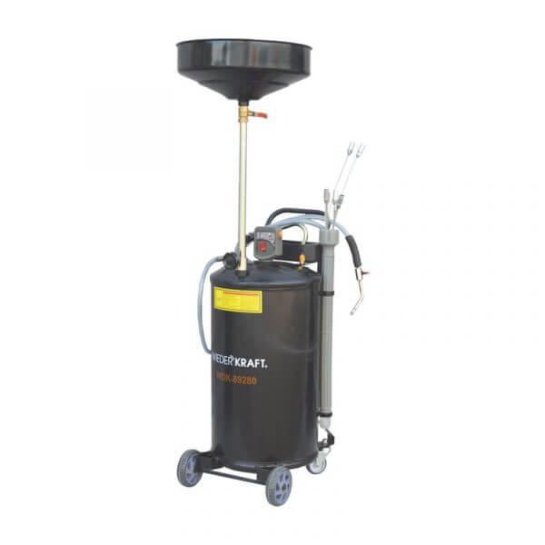 Установка для слива отработанного масла WDK-89280
