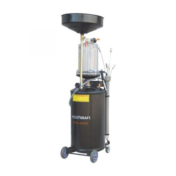 Установка для слива масла WDK-89380