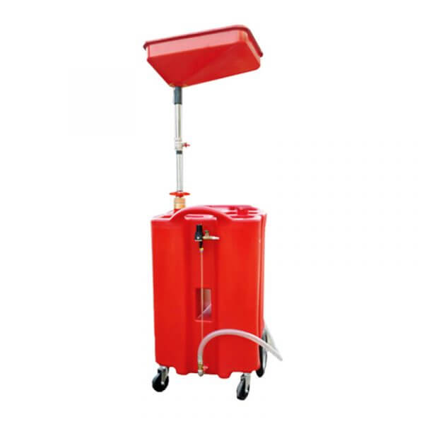 Установка для слива отработанного масла WDK-89026