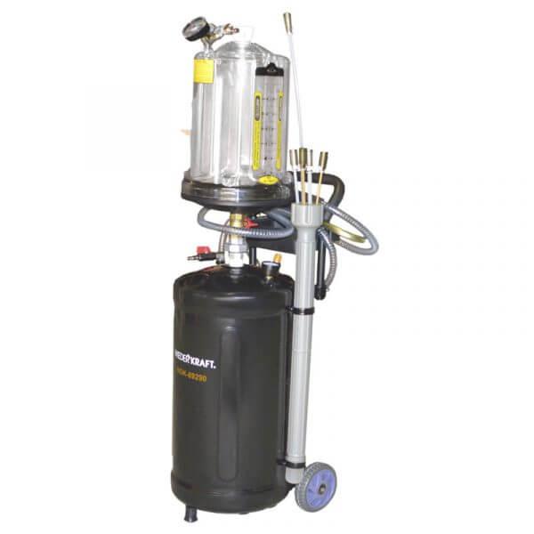 Установка для слива отработанного масла WDK-89290