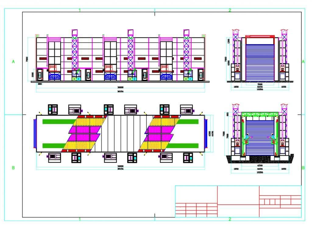 Схема ОСК WDK-3010