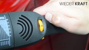 WDK-Stinger21 регулировка инструмента