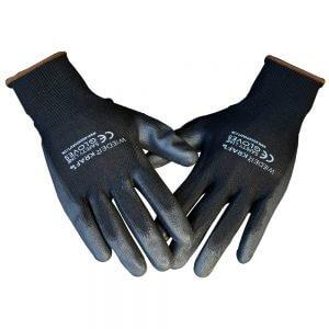 Перчатки защитные WDK-PU01B/XL