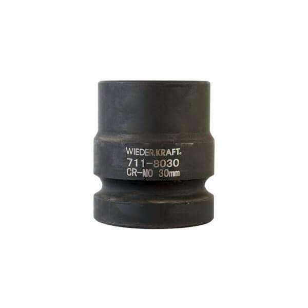 """Головка торцевая ударная 1"""", 30 мм, WDK-711-8030"""