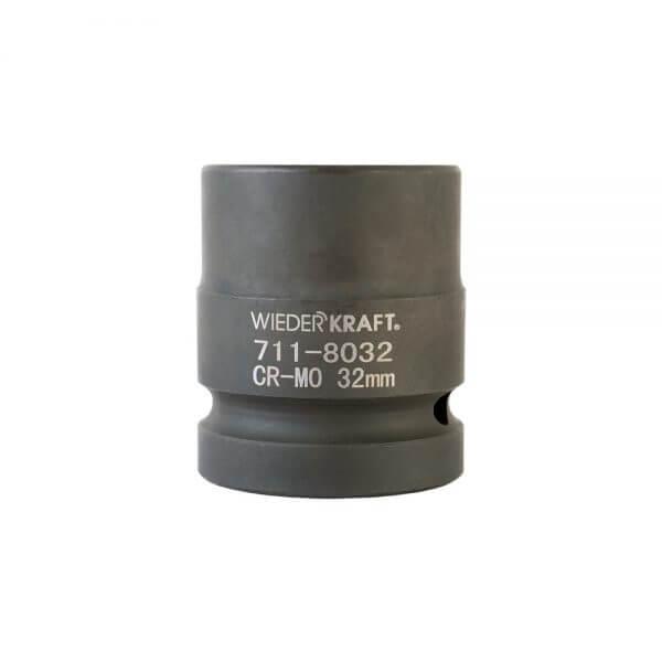 """Головка торцевая ударная 1"""", 32 мм, WDK-711-8032"""