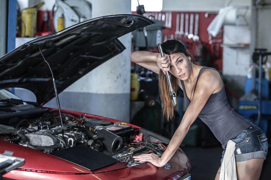 Техническое обслуживание автомобиля в автосервисах